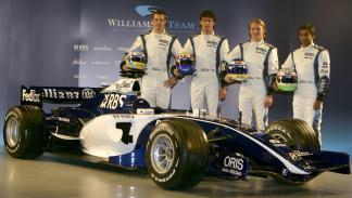 Nico debutó en la F1 al volante de un Williams en 2006