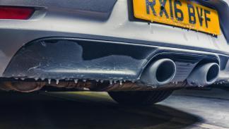 Porsche 911 congelado (III)