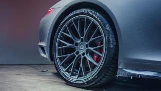 Porsche 911 congelado (IV)
