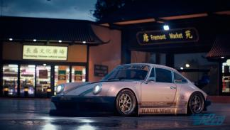 Porsche Need for Speed
