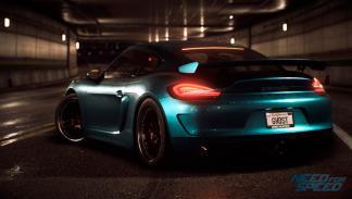 Porsche Need for Speed