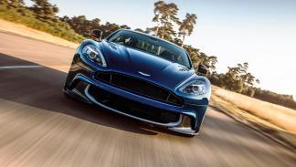 Prueba del Aston Martin Vanquish S