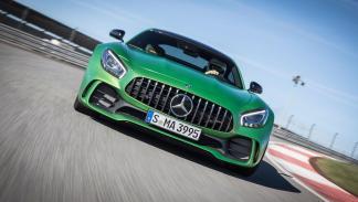 Prueba Mercedes-AMG GT R (III)