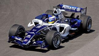 Rosberg debutó en la F1 en el GP de Bahréin 2006 donde marcó la vuelta rápida