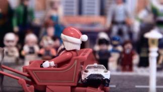 Snowkhana Ford Ken Block felicitación navideña navidad