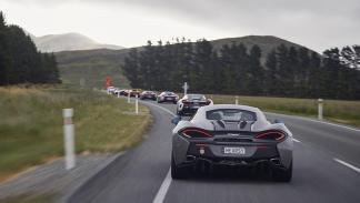 Tour McLaren Nueva Zelanda 2016 (III)