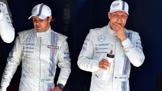 Valtteri Bottas se comió a su compañero de Williams en 2016