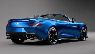 Aston Martin Vanquish S Volante descapotable lujo