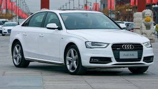 Audi A4 versión larga
