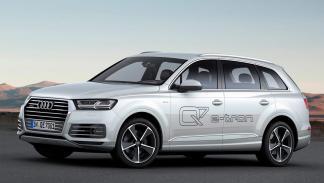 Audi Q7 e-Tron SUV hibrido enchufable