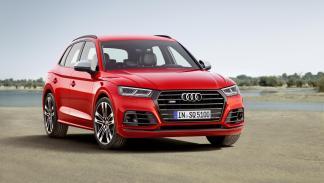 Audi SQ5 2017 SUV deportivo lujo alta gama