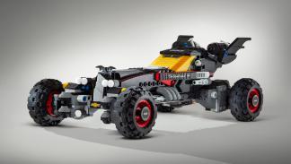 Batmóvil de Lego, versión Chevrolet (V)