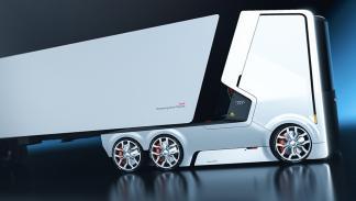 Camión eléctrico Audi (III)