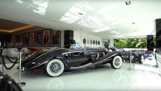 Casa mansión más cara EEUU lujo superlujo coches coleccion