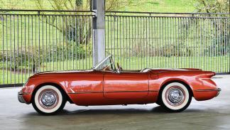 Chevrolet Corvette de 1955 a subasta