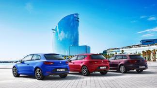 Los coches más robados en España - SEAT León