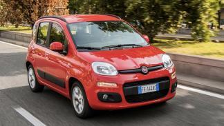 Coches nuevos entre 10000 y 15000 euros: Fiat Panda (II)