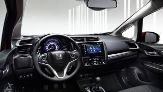 Coches nuevos entre 10000 y 15000 euros: Honda Jazz (II)