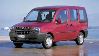 Coches de segunda mano que no debes comprar: Fiat Dobló (II)