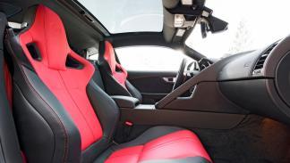 Jaguar F-Type-R asientos