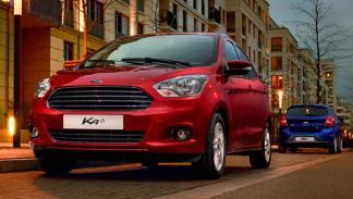 Ford Ka+ (I)