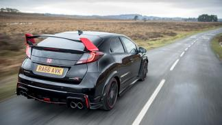 Honda Civic Type R Black Edition (II)