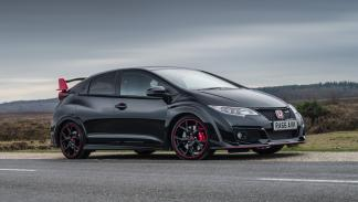 Honda Civic Type R Black Edition (III)