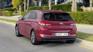 Hyundai i30 2017 prueba compacto corea