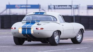 Jaguar E-Type Lightweight