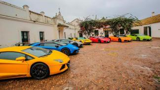 Lamborghini Miura Ganaderia