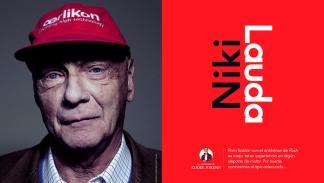 Número 5 Top Gear España, Niki Lauda