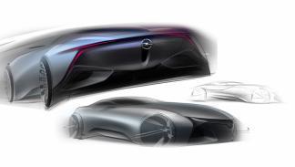 Opel Inspira Concept