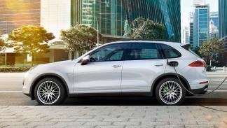 Porsche Cayenne e-Hybrid SUV híbrido enchufable