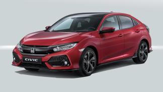 Rivales Seat León 2017: Honda Civic (II)