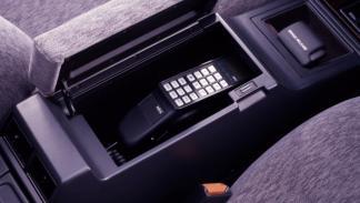 Teléfono manos libres para el coche (II)
