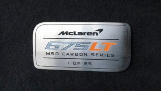 Se vende este McLaren 675LT Spider Carbon Series