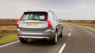 Volvo XC90 T8 Twin Engine SUV hibrido enchufable