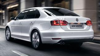 VW New Sagitar