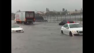 BMW inundación