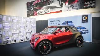 Centro de Diseño de Mercedes concept