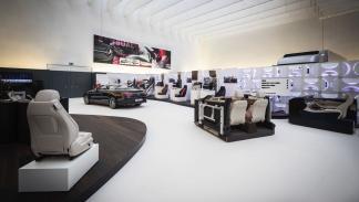 Centro de Diseño de Mercedes interior