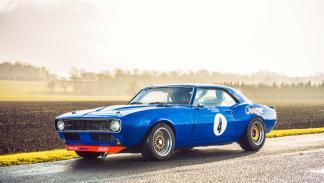 Chevrolet Camaro de 1968 (Precio estimado de 75.000 a 85.000 euros)