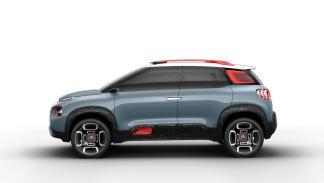 Citroen C-Aircross Concept