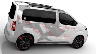 Citroën Spacetourer Ë concept cenital