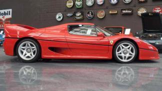 Coches por 2,7 millones: Ferrari F50 (II)