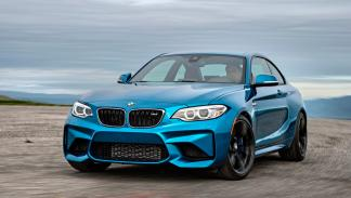 Coches para celebrar San Valentín: BMW M2 (I)
