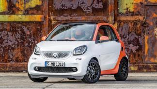 Coches nuevos entre 12.000 y 15.000 euros - Smart Fortwo