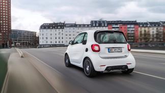 Coches nuevos entre 15.000 y 25.000 euros - Smart Brabus Fortwo
