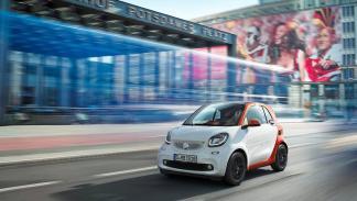 Coches nuevos entre 9.000 y 12.000 euros - Smart Fortwo