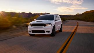 Dodge Durango SRT (II)